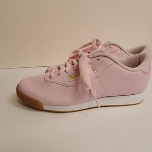 Reebok Pink Princess Womens 9 M Walking Shoes